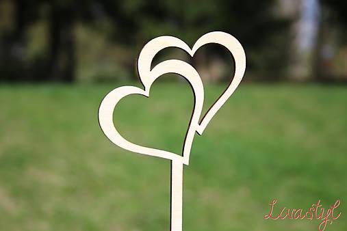 Svadobný zápich srdce