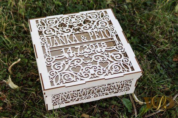 Svadobná krabička