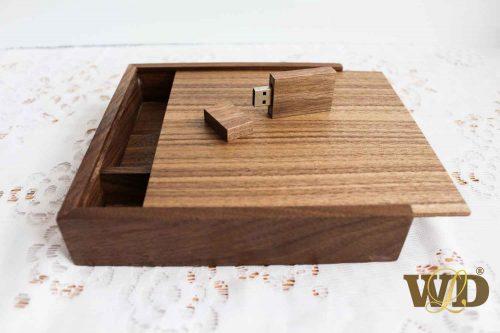krabička na fotky s usb