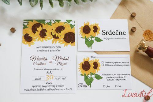 pozvánka k svadobnému stolu