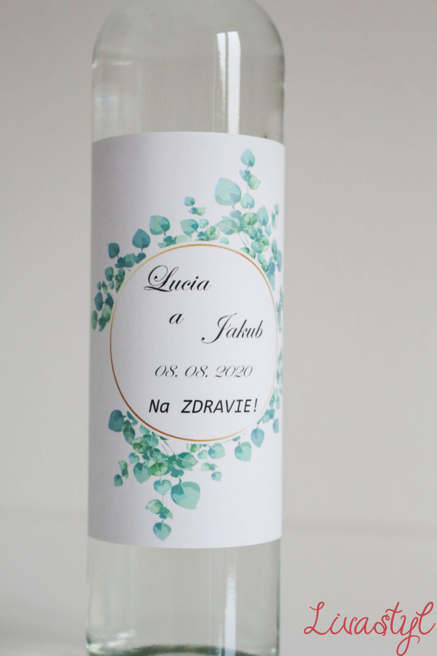 etikety eukalyptus